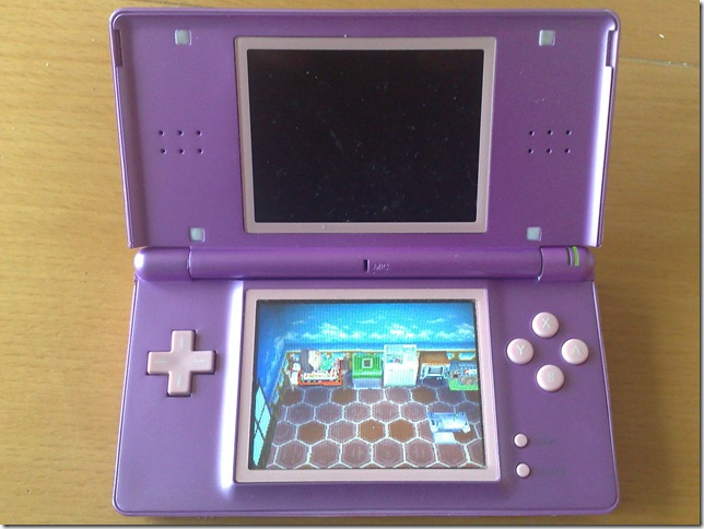 Purple DS